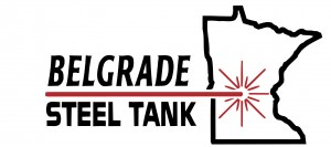 Belgrade Steel Tank Decals